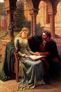 psicologo bologna Edmund Blair Leighton - Abelard and his Pupil Heloise